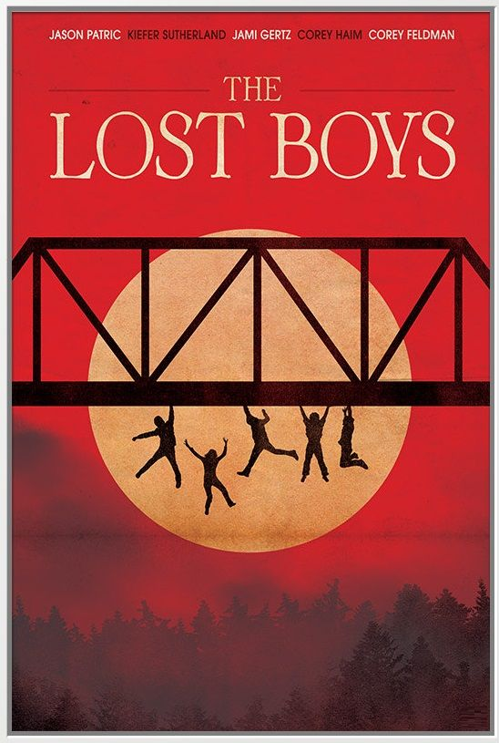 The Lost Boys 1987 With Images Lost Boys Movie Lost Boys Lost Boys Tattoo