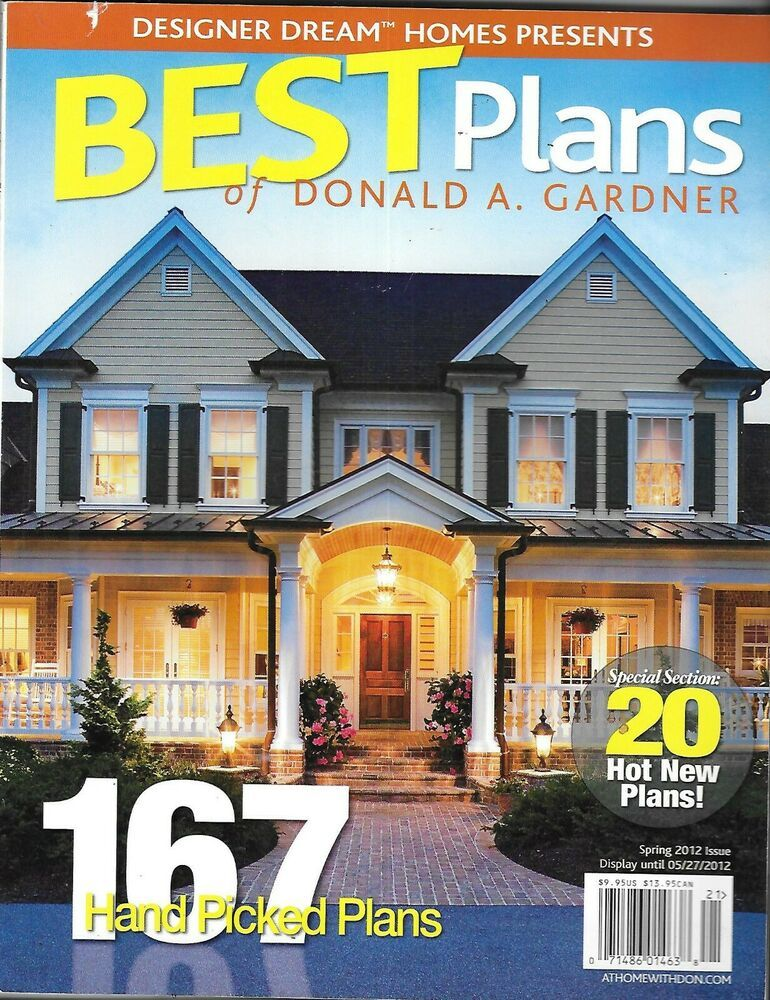 Best Plans Magazine Designer Dream Homes One And Two Story Modern Day Farmhouse In 2020 House And Home Magazine Dream House Design