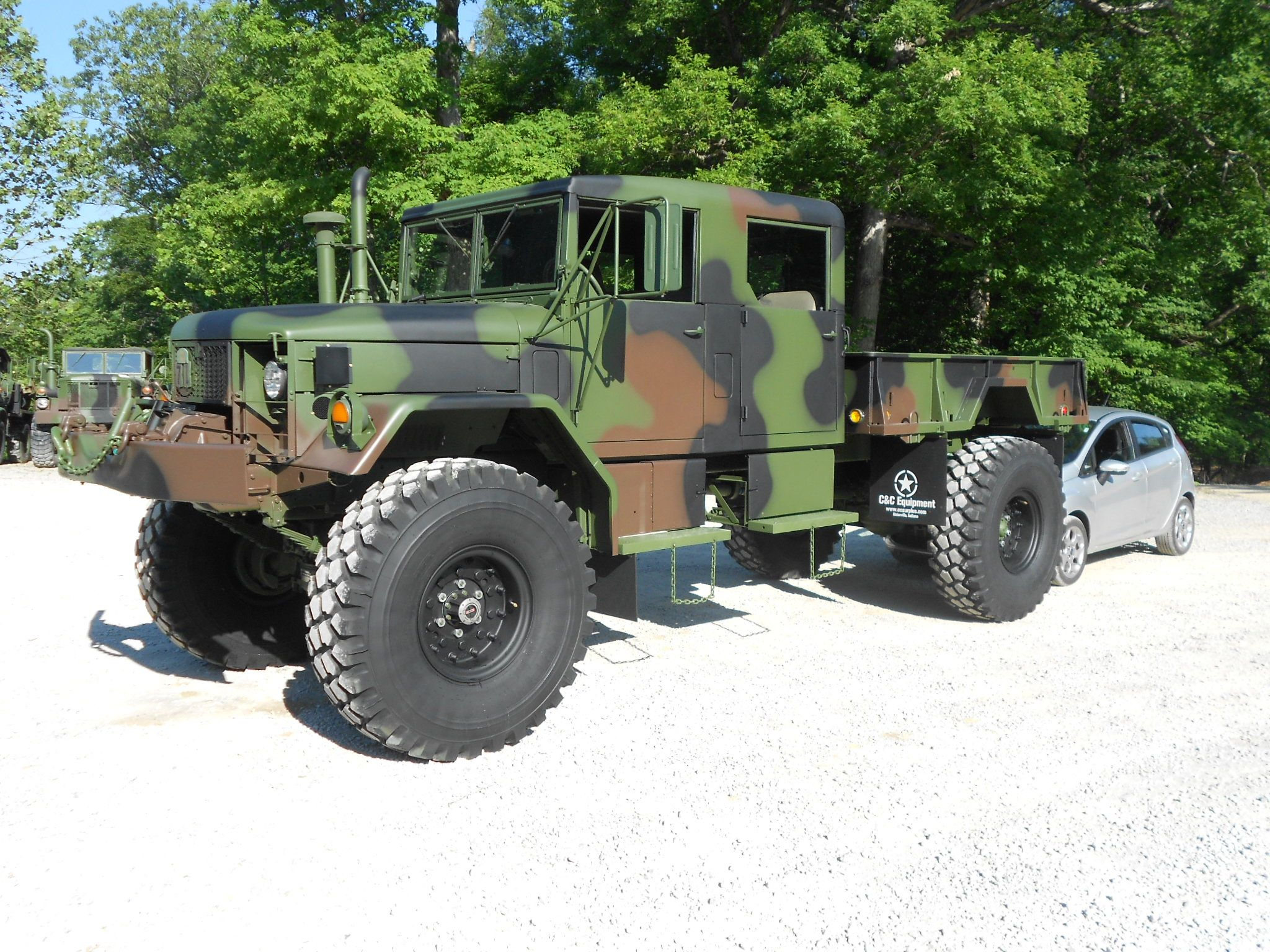 Boyce equipment m35a2 bobbed deuce cool cars motorcycles pinterest 4x4 jeep truck and rigs