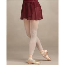 Capezio Short Classic Wrap Skirt N272