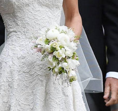 Image Result For Pippa Middleton Bouquet Wedding Lace Weddings
