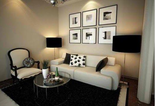 Resultado de imagen para decorar en beige y negro pinterest