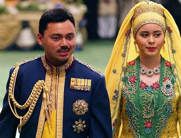 Crown Prince Al-Muhtadee Billah Bolkiah of Brunei and ...