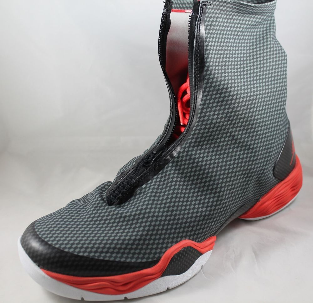 cheap for discount 401a2 5d87d Details about Nike Air Jordan 28 XX8 Bred Carbon Fiber ...