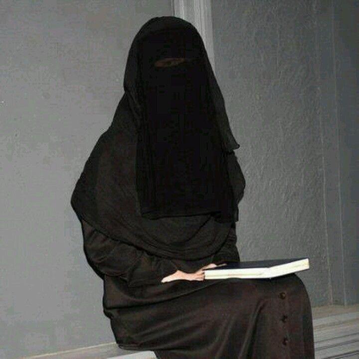 Muslimah, niqab