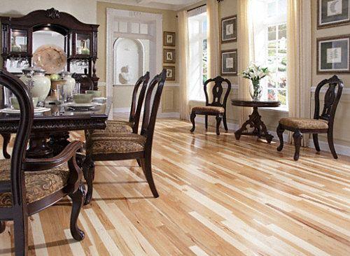 My future floors.... Beautiful hickory