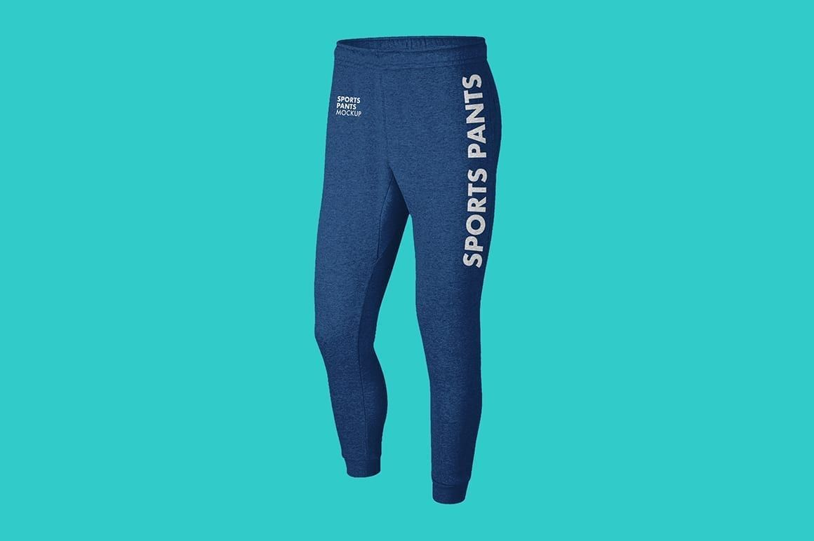 Download Sports Pants Mockup Mockupslib Sport Pants Pants Pants Design
