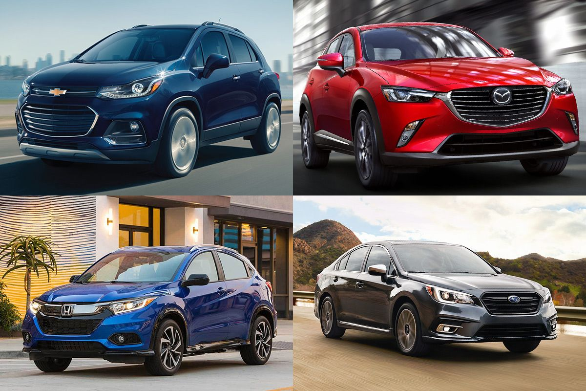 Top 9 Most Affordable AllWheel Drive Cars for 2019 Awd