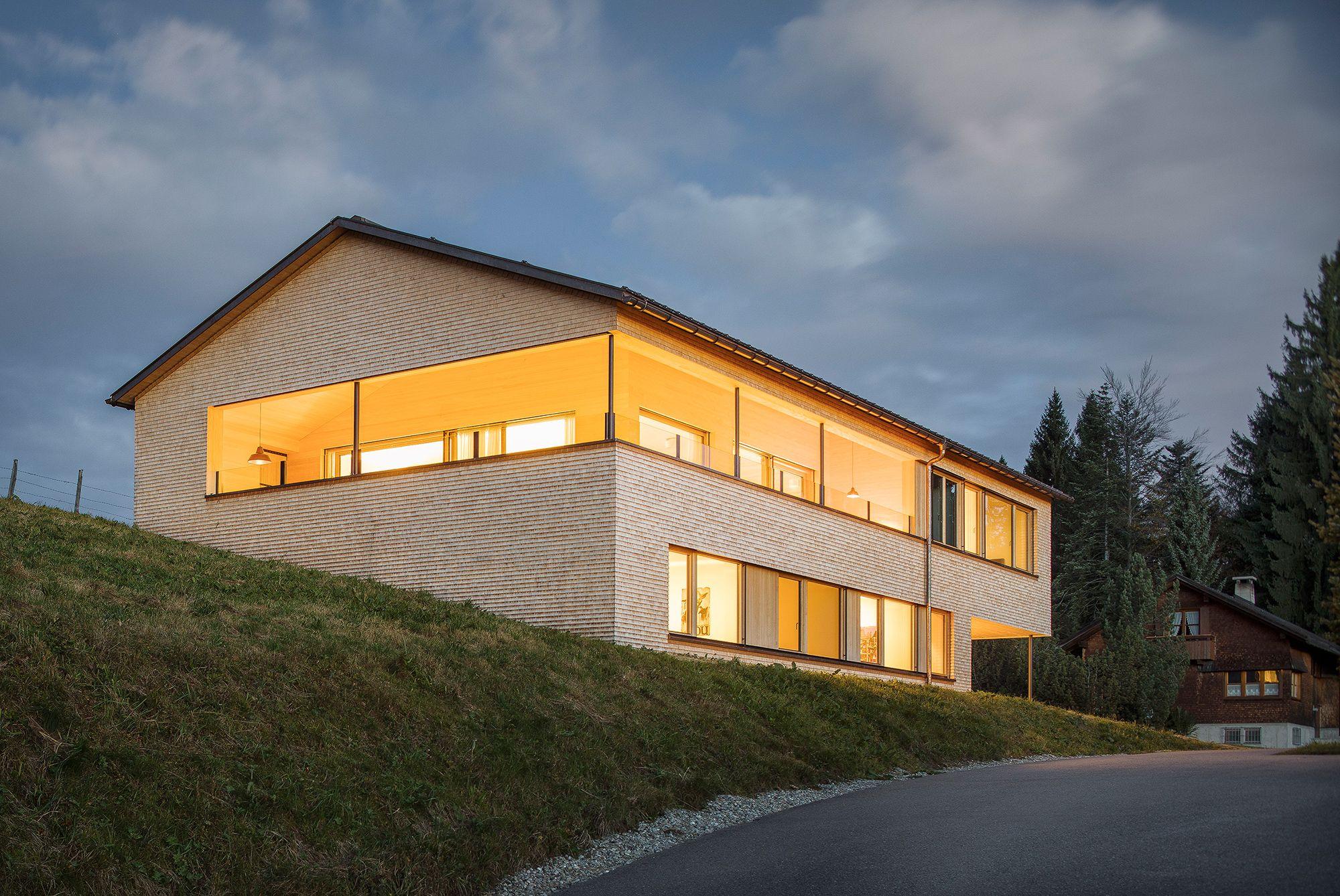 Jurgen Haller Projekte Architektur Haus Haus Architektur Architektur