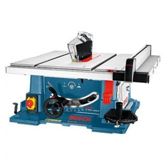 Bosch Gts 10 J 1800 W Professional Table Saw Table Saw Reviews Best Table Saw 10 Inch Table Saw