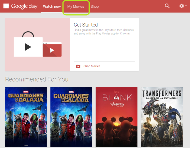 google play movie streaming apps