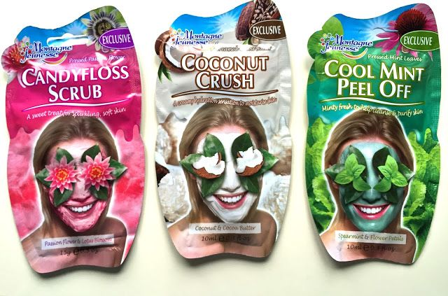 Refresh your skin on a budget - Montagne Jeunesse face masks