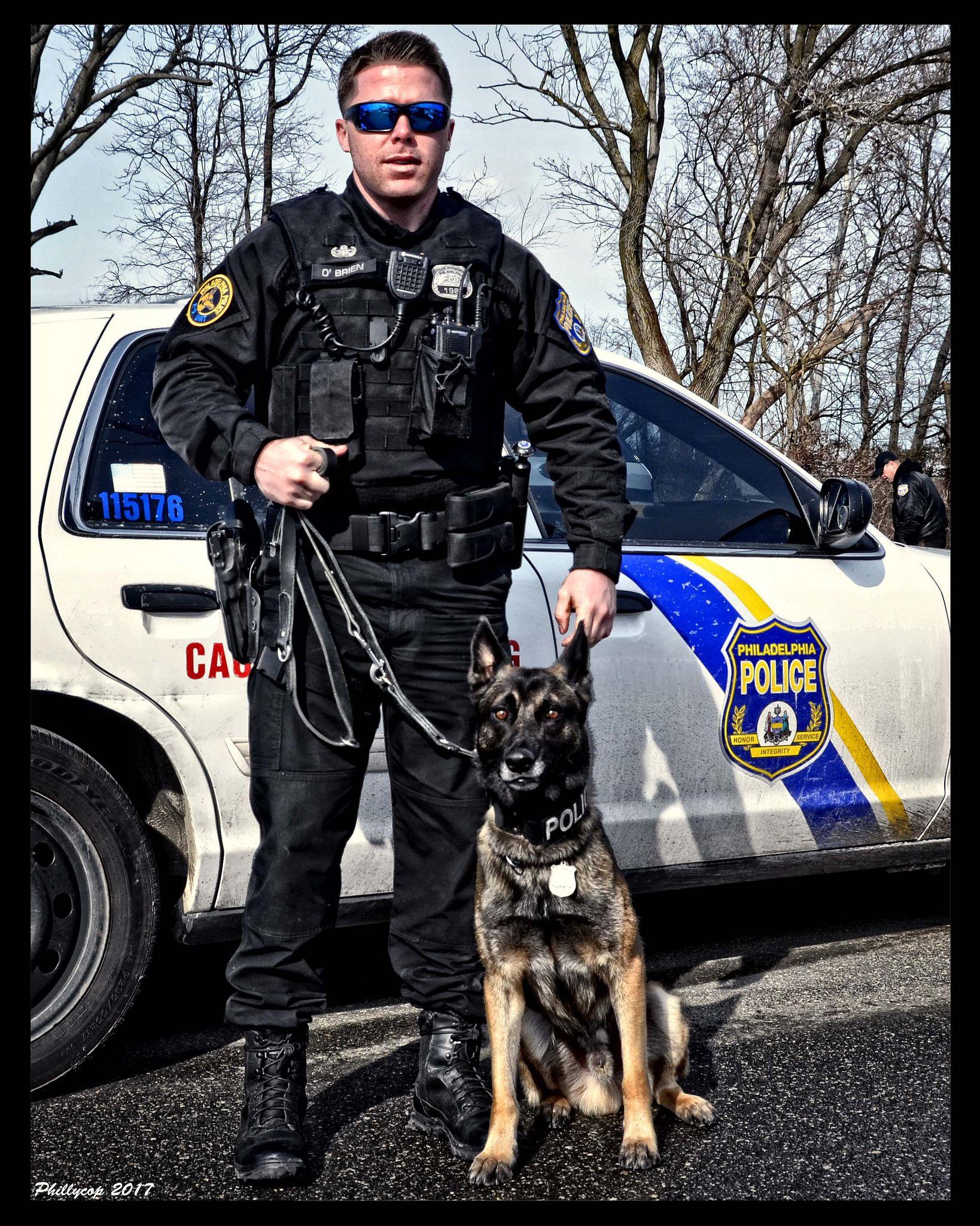 philadelphia police k9
