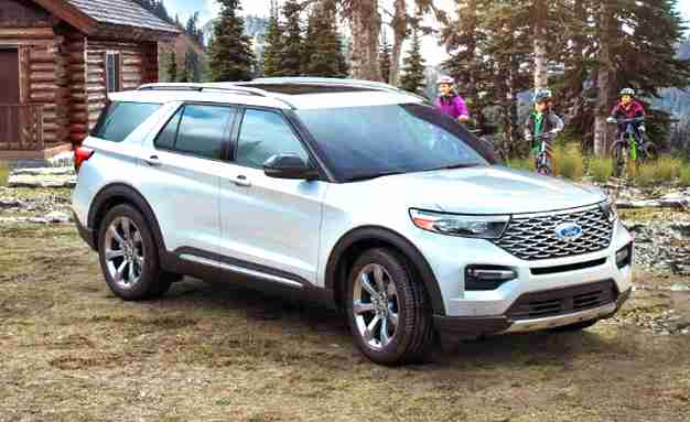 2021 Ford Explorer Platinum Reviews Ford New Model Ford Explorer Best New Cars Car