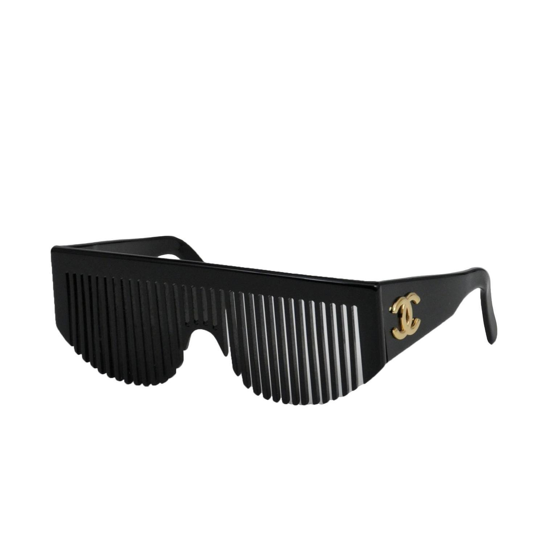 78d891c15e8 Chanel Comb Sunglasses