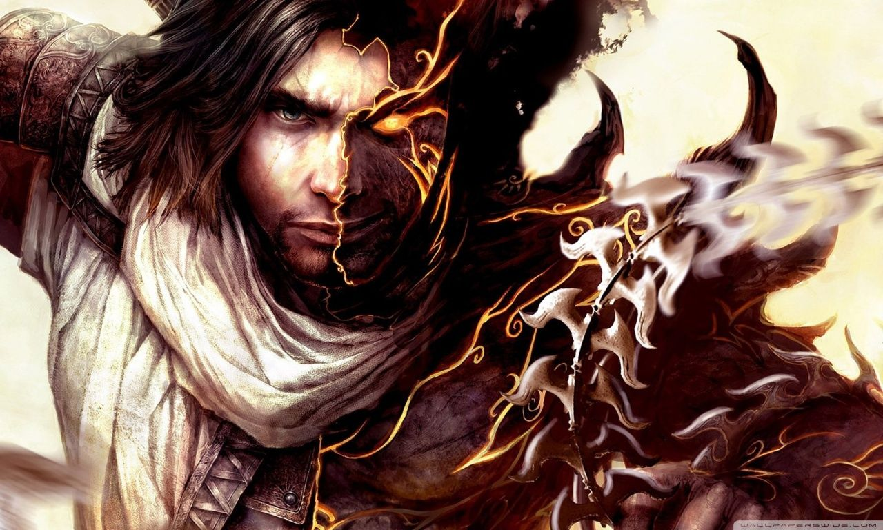 Prince Of Persia The Two Thrones Hd Desktop Wallpaper High Prince Of Persia Persia Fantasy
