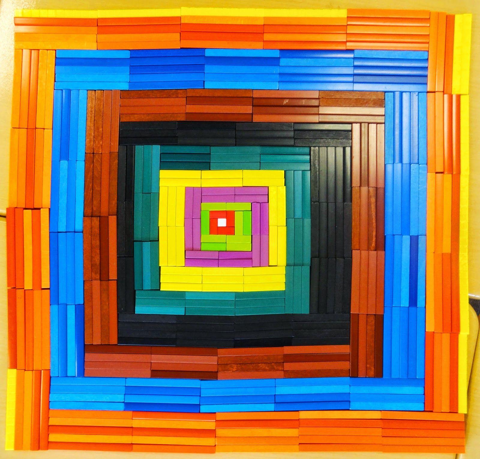 Cubes To Squares Big