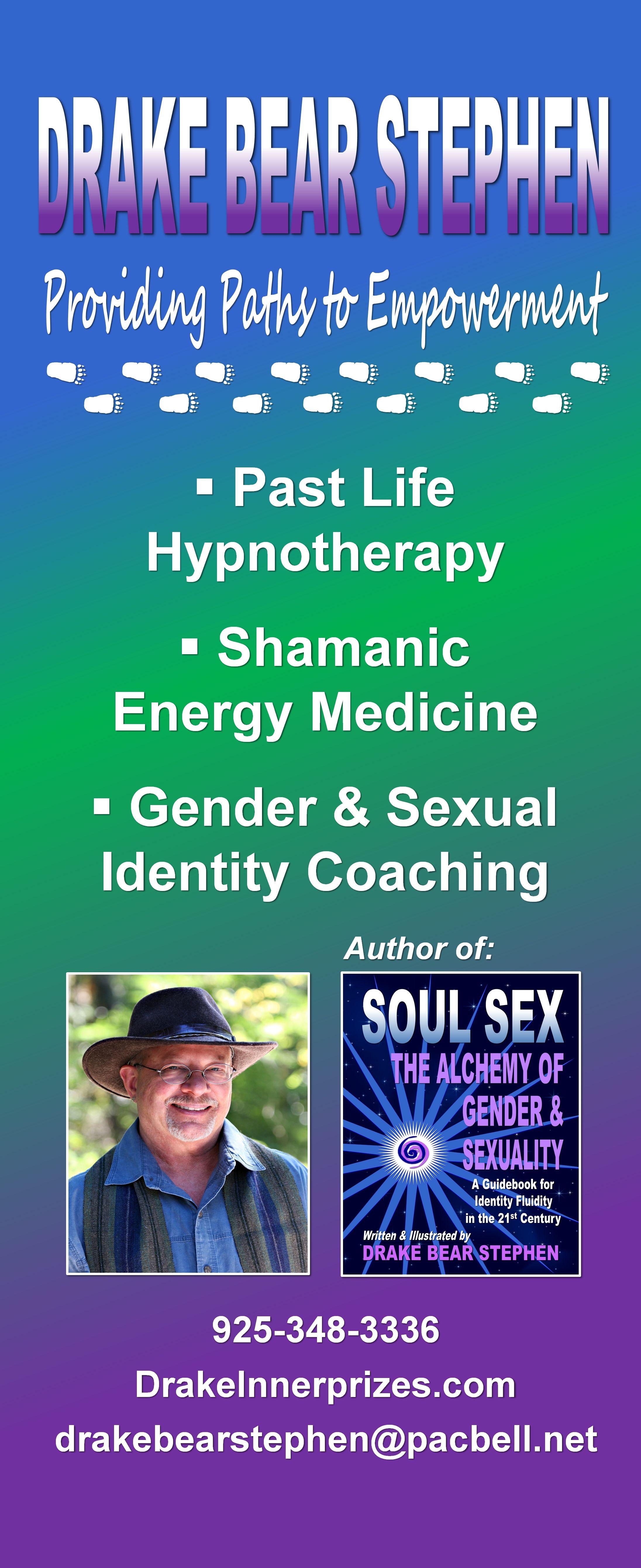 Drake Bear Stephen in 2020 | Energy medicine, Past life ...