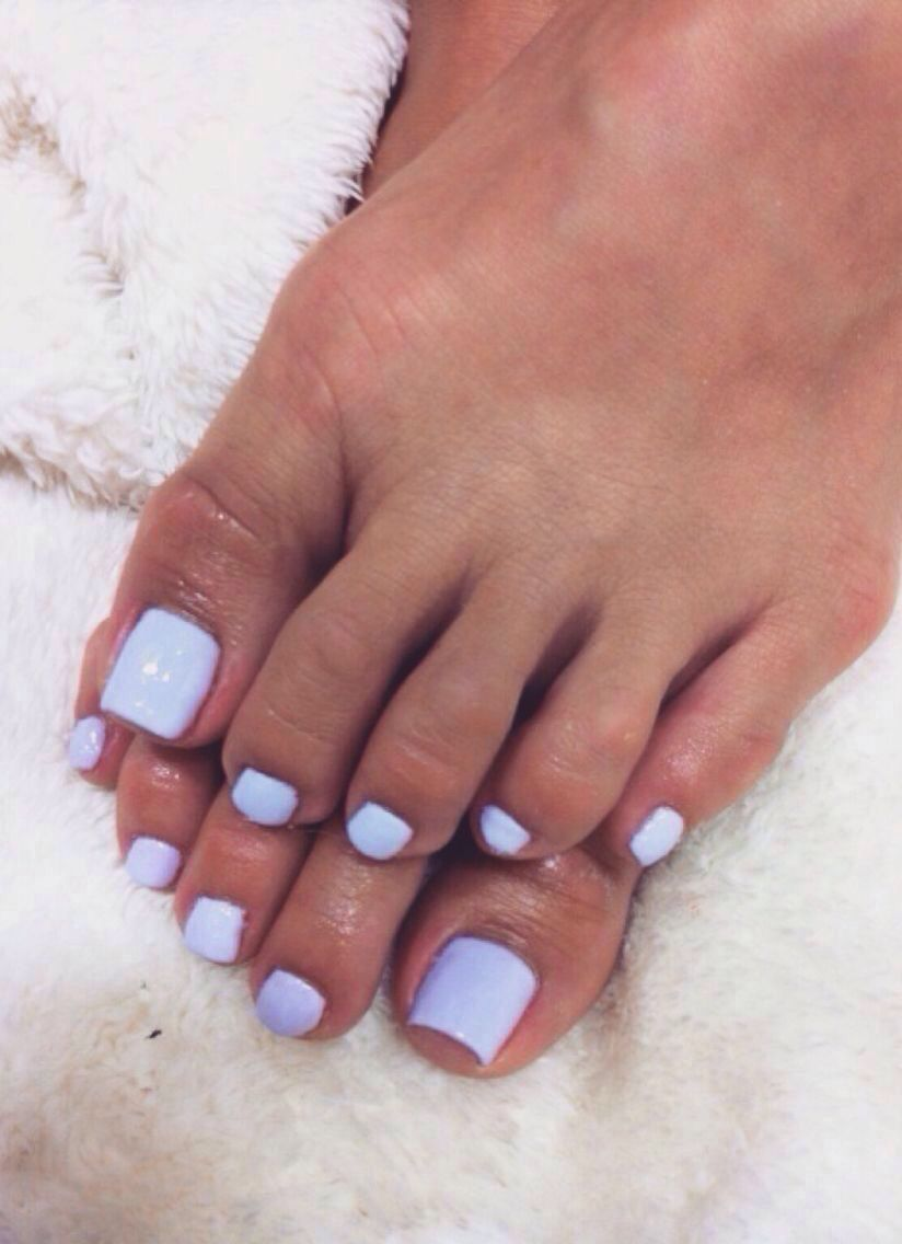 Sexiest toenail polish color