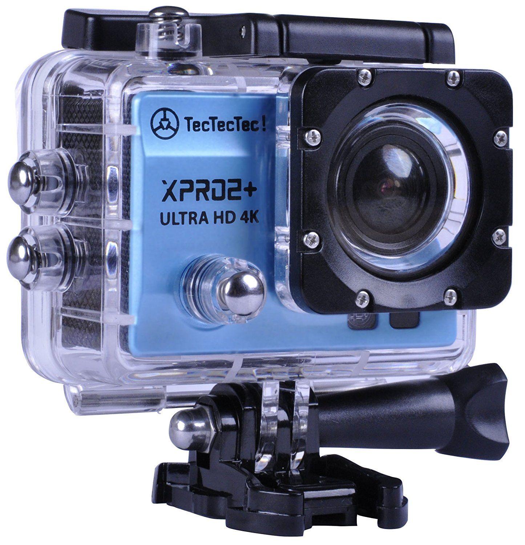 Nouveau Tectectec Camera Sport Xpro2 Ultra Hd 4k Action Cam Wifi