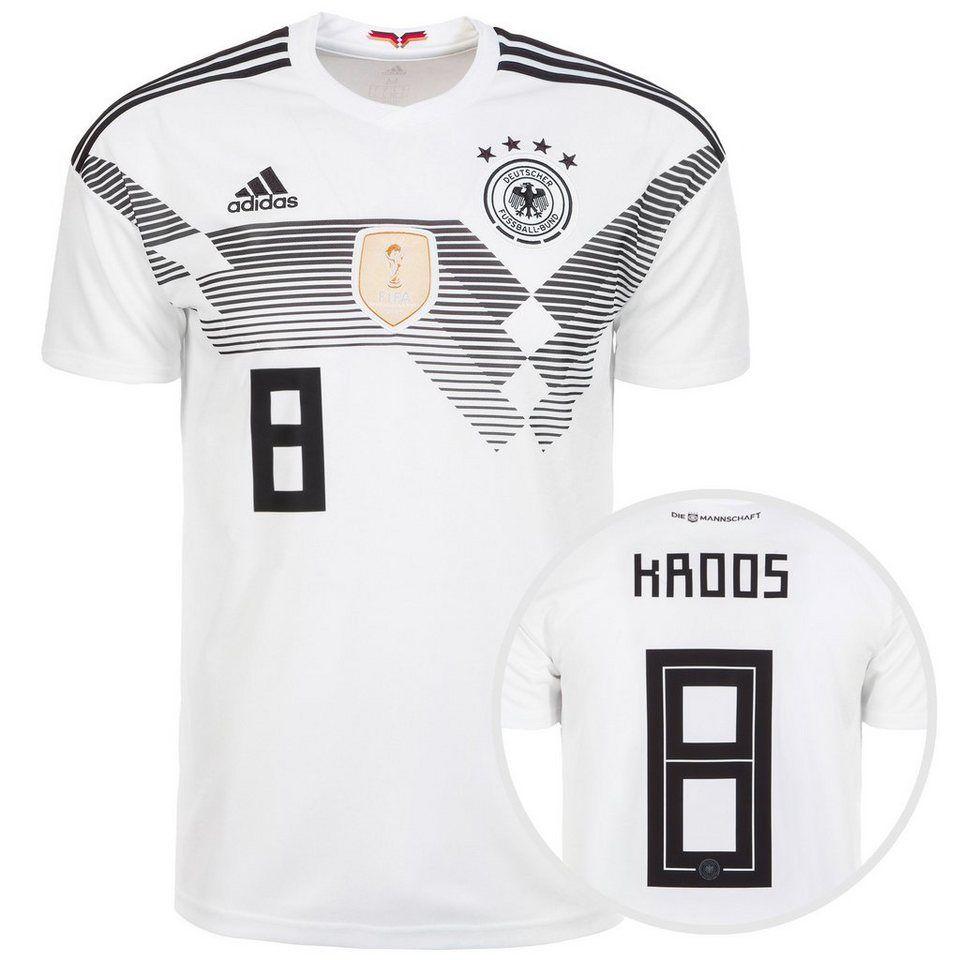 Adidas Performance Fussballtrikot Dfb Trikot Kroos Wm 2018 Heim Fashion Latest Dfb Trikot Dfb Und Dfb Nationalmannschaft