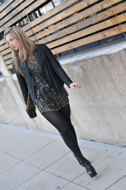 Are black pantyhose in style join