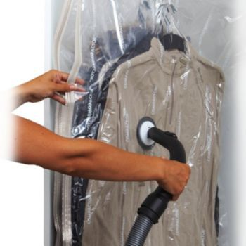 Compactor 2-pack Hanging Vacuum Storage Bags with Hooks & Compactor 2-pack Hanging Vacuum Storage Bags with Hooks | I want one ...