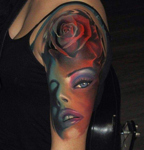 112+ Half Sleeve Tattoos For Men And Women [2019]