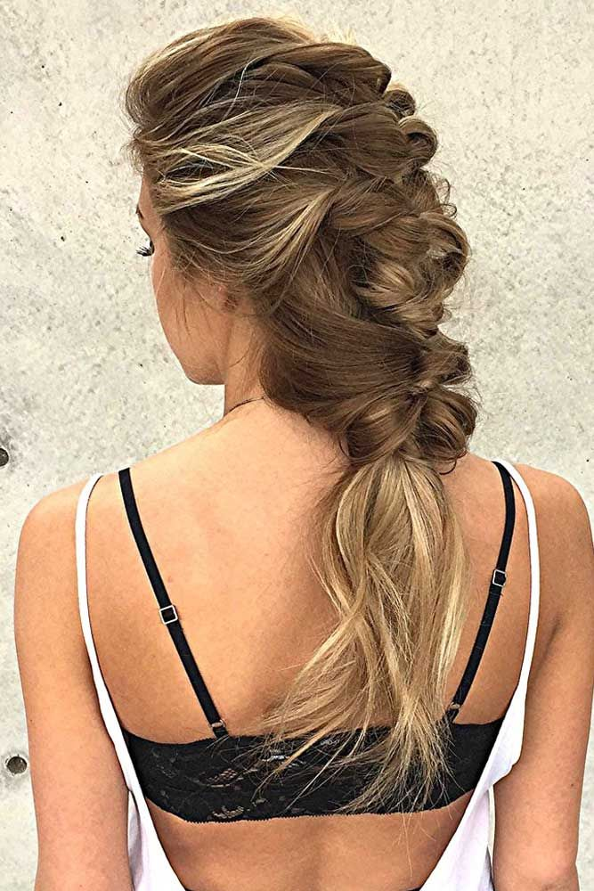 Different Hairstyles For Long Hair Mesmerizing 18 Chic Hair Styles For Long Hair  Hair Style And Braid Hair
