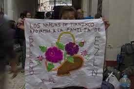 Tlanixco, Convocatoria: Foro nacional por la libertad de l@s defensor@s del territorio y guardianes de los pueblos.