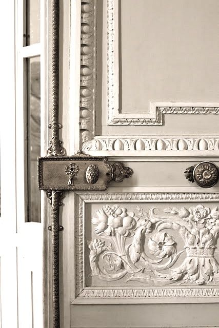 Exceptional Old French Door With Lock | Traditional Hardware | Home Decor | Home Decor  Hardware | Interior Design
