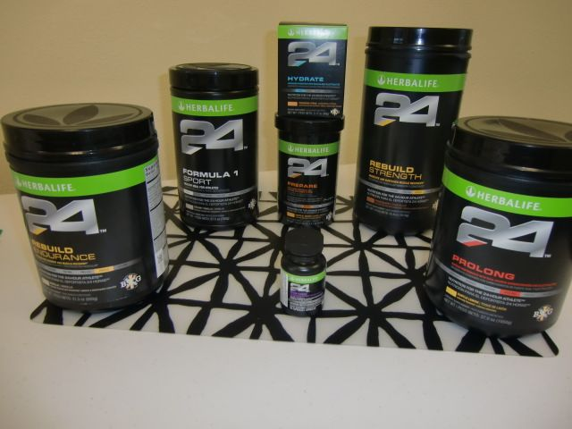 Herbalife 24: I've heard so many great things about these products!! I can't wait to try them and learn more about them!