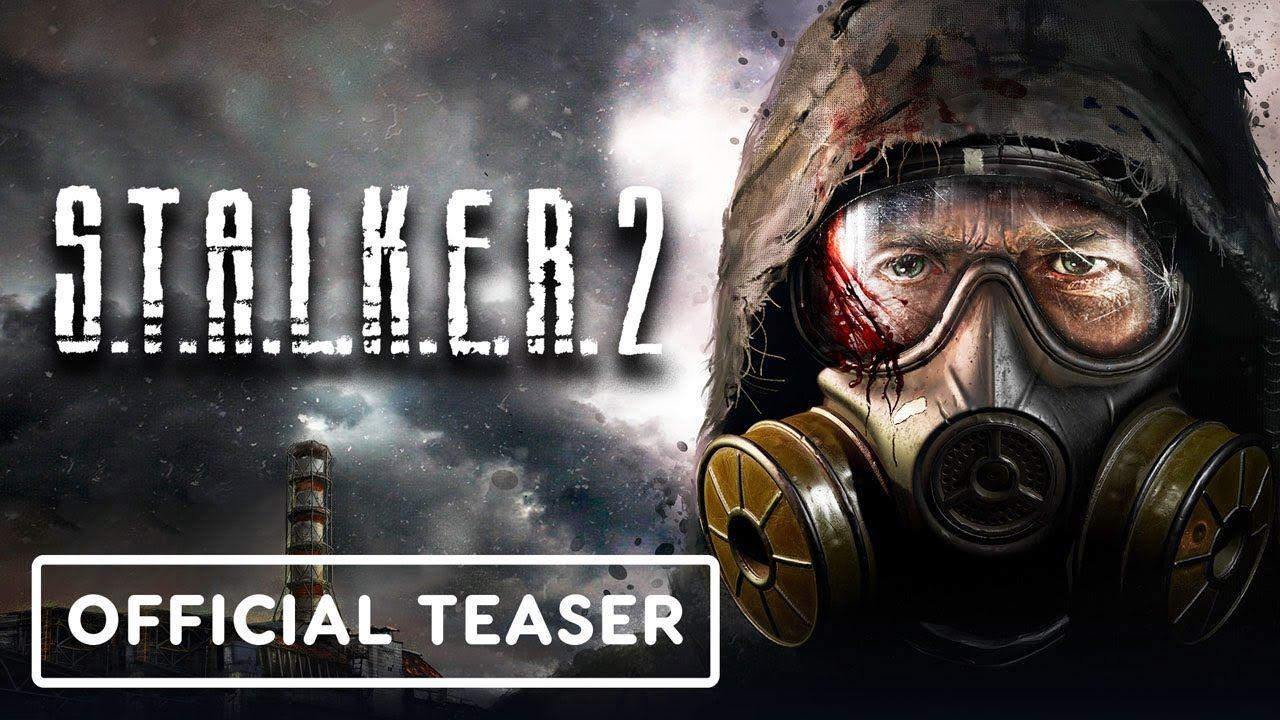 S T A L K E R 2 Official In Engine Gameplay Teaser Teaser Electronic Arts Games Twitch Tv Stalker 2 return of old friend