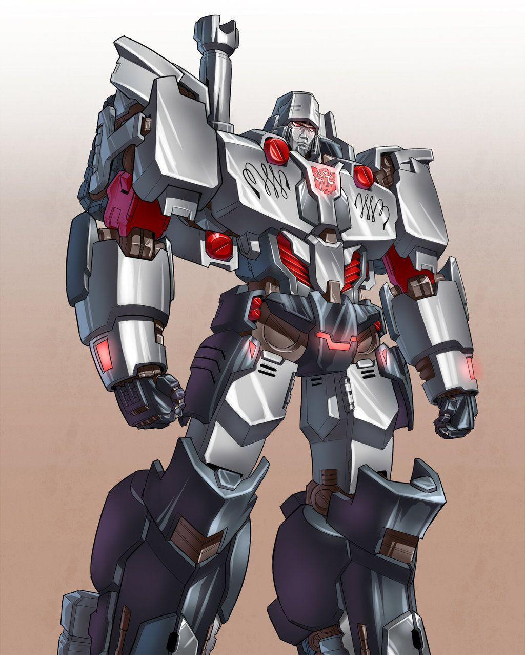 Mtmte Megatron Megatron Transformers Decepticons Transformers