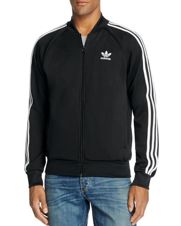 adidas Originals Superstar Track Jacket   things i want