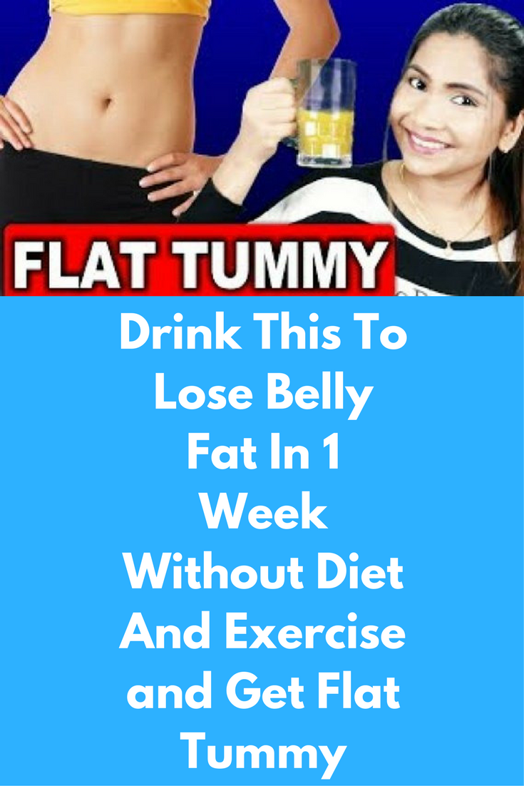 How To Lose Fat In The Stomach