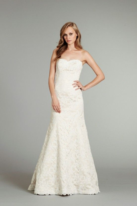 Hayley Paige \'Cricket\' gown - now available at Nordstrom Wedding ...