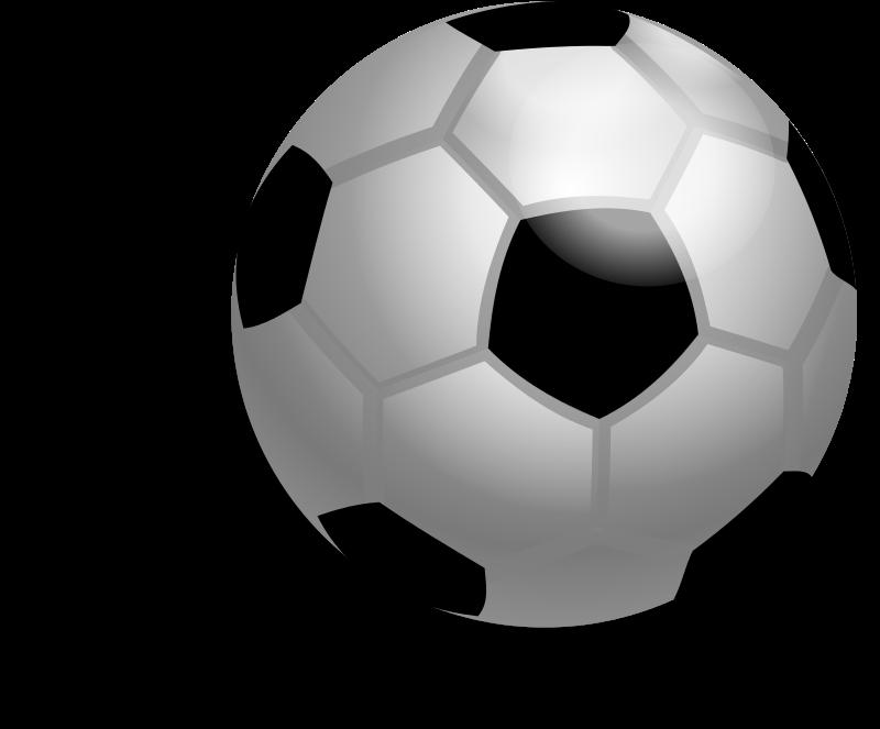 Clipart Football Soccer Balls Soccer Football