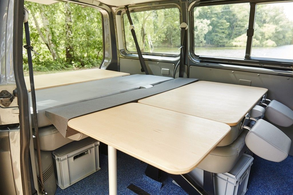 Hundecamping Dogscamper VW T6 Camping, Suv camping