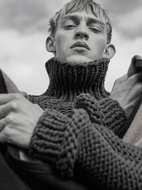 Dylan Moran By Timo Kerber For Highsnobiety Hot Sweater Chunky Knitwear Men S Knit