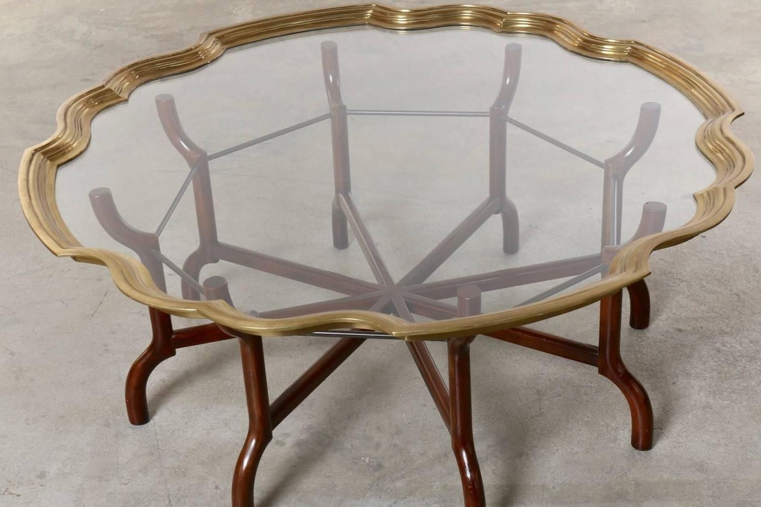 Baker Furniture Regency Directoire Style Round Coffee Bouillotte Table Image 1 Of 13 Table Coffee Table Baker Furniture [ 1600 x 1600 Pixel ]