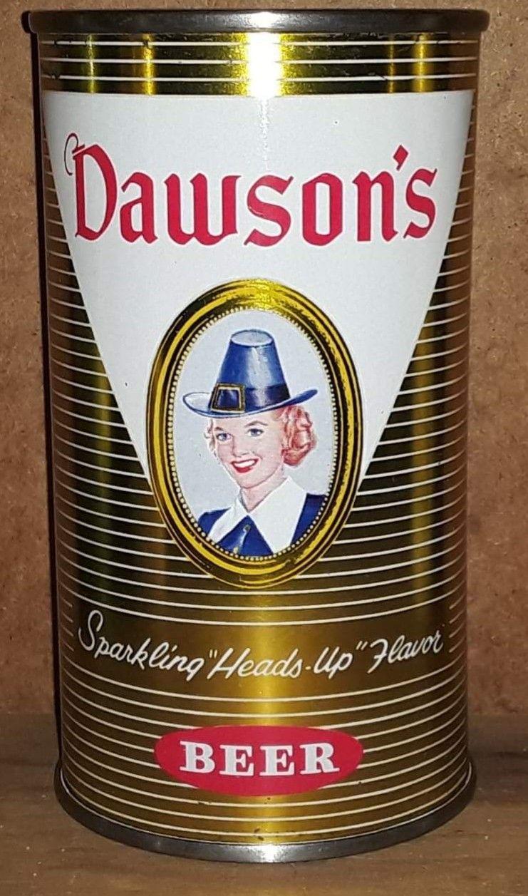 Dawsons beer new bedford massachusetts 1955 old