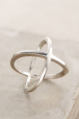 Elizabeth and James Windrose Ring Silver 7 Jewelry # ...