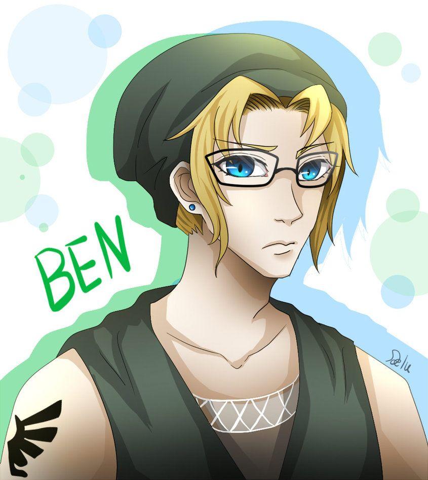 BEN Human Version By DeluCat On DeviantART