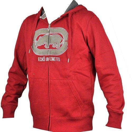 Hanorac barbati Ecko Unlimited Branded Hood Hoodie | bazarprahovean