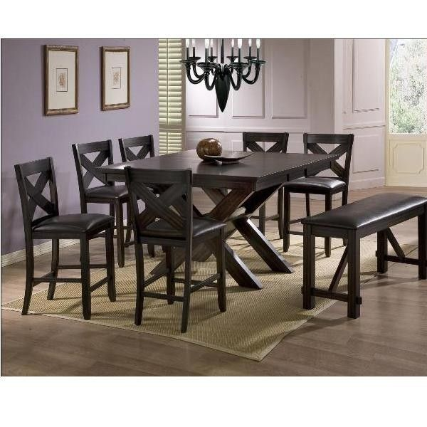 Havana Counter Height Dining Table Top Conn S Dining Room