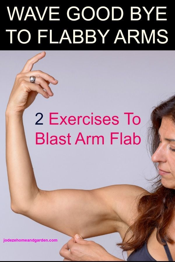 How To Tighten Flabby Arms » Jodeze Home and Garden #fitness #yoga #workout #fitnessmotivation #gym...