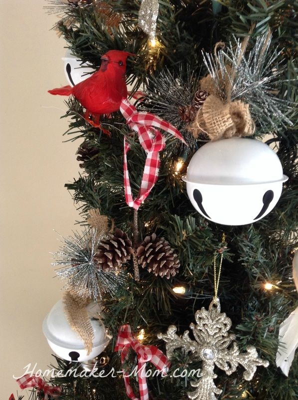 come see my full dollar tree christmas tree simple is better cheap - Dollar Tree Christmas Tree