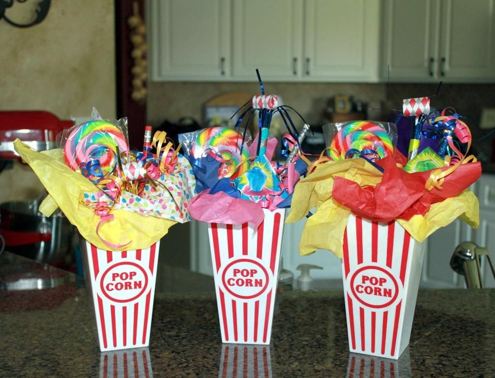 Hollywood Party Gift Bag Ideas Google Search Birthday In