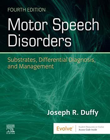 Download Motor Speech Disorders EBook Substrates Differential Diagnosis and Management